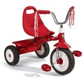 radio-flyer-fold 2 go trike dreirad klappbar rot